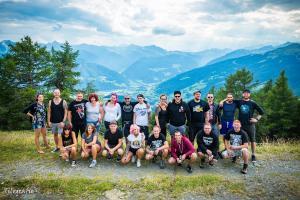 Band & Crew Sterzing  Juli 2018